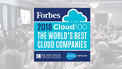 Forbes 2018 Cloud 100 Image